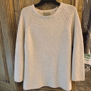 Abercrombie & Fitch Sweaters - Vintage Abercrombie & Fitch chunky Beige sweater